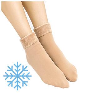 Strumpor för kalla fötter