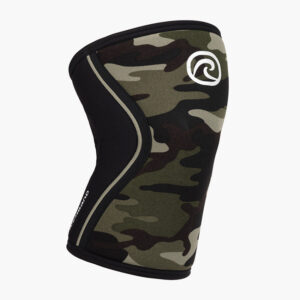 RX Knee Sleeve 5mm - Kamouflage/Svart